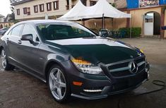 Clean and neat 2012 Mercedes-Benz CLS at mileage 0 for sale