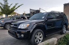 Black 2006 Toyota 4-Runner automatic at mileage 0 for sale