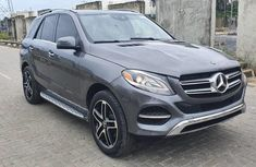 Grey 2016 Mercedes-Benz GLE car at mileage 0 at attractive price