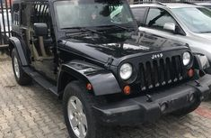Used 2007 Jeep Wrangler automatic at mileage 0 for sale