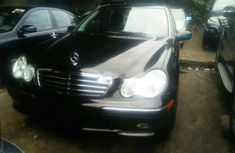 Well maintained 2007 Mercedes-Benz C230 sedan for sale at price ₦2,500,000