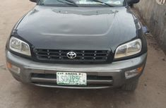 Well maintained 1999 Toyota RAV4 for sale at price ₦700,000