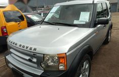 Well maintained 2005 Land Rover LR3 for sale at price ₦1,350,000