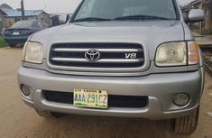 Well maintained 2004 Toyota Sequoia at mileage 10 for sale