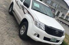 Very sharp neat white 2013 Toyota Hilux automatic for sale