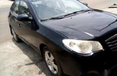 Used black 2010 Hyundai Elantra sedan at mileage 99,000 for sale