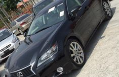 Sell black 2015 Lexus GS sedan automatic