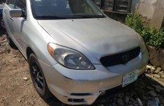 Sell used 2004 Hyundai Matrix automatic at price ₦850,000 in Lagos