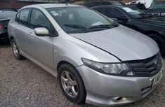 Grey 2008 Honda City automatic at mileage 157,266 for sale
