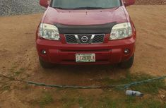 Nissan X-Trail 2006 2.5 4x4 Red for sale