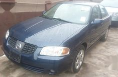 Need to sell cheap used blue 2005 Nissan Sentra sedan automatic