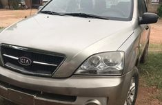Sell well kept 2003 Kia Sorento manual in Lagos