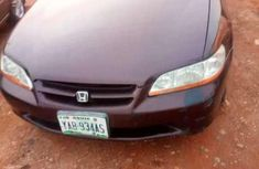 Sell authentic 1998 Honda Accord at mileage 1,000