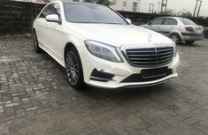 2014 Mercedes-Benz S500 sedan automatic at mileage 36,620 for sale