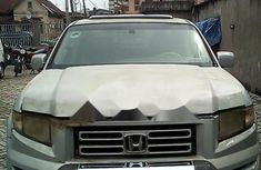 Sell high quality 2007 Honda Ridgeline automatic in Lagos