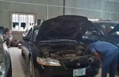 2002 Honda Accord automatic at mileage 104,006 for sale in Lagos