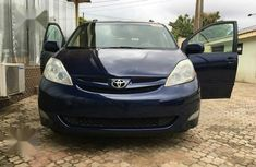 2007 Toyota Sienna at mileage 80,000 for sale in Maiduguri