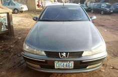 Used 2003 Peugeot 406 car at attractive price in Abuja