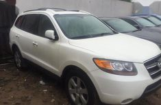 Best priced white 2008 Hyundai Santa Fe automatic