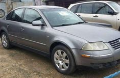 Selling 2001 Volkswagen Passat sedan automatic in Port Harcourt