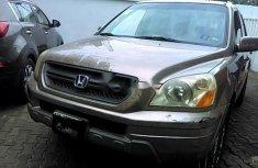 Sell well kept 2004 Honda Pilot automatic
