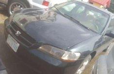 Sell green 2002 Honda Accord sedan automatic at mileage 152,041