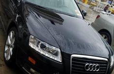 Neatly used 2010 Audi A6 for sale in Lagos