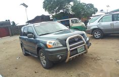 Very sharp neat used 2005 Honda Pilot automatic for sale in Port Harcourt