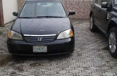 Need to sell cheap used 2002 Honda Civic automatic in Lagos