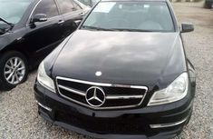 Black 2011 Mercedes-Benz 300 for sale at price ₦2,300,000