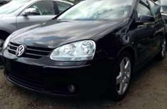 Need to sell cheap used black 2007 Volkswagen Golf automatic