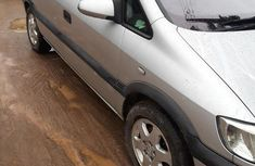 Grey 1997 Opel Zafira car hatchback automatic at attractive price