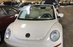 Well maintained foreign 2008 Volkswagen Beetle for sale in Lagos