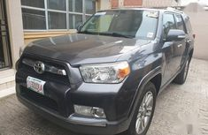 Well maintained 2012 Toyota 4-Runner suv automatic for sale in Lagos