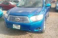 Sell used 2008 Toyota Highlander at price ₦2,500,000