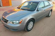 Well maintained grey 2004 Hyundai Sonata automatic for sale at price ₦600,000