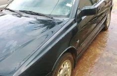 Clean and neat used black 2002 Volvo V40 manual in Lagos at cheap price