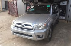Used grey 2008 Toyota 4-Runner for sale at price ₦4,600,000 in Lagos