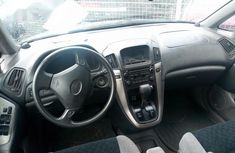 Sell well kept black 2002 Lexus RX automatic