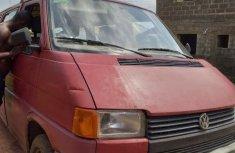 Sell used 2009 Volkswagen Transporter in Lagos (origin: domestic)