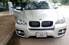 Sell used 2012 BMW X6 sedan automatic at price ₦4,900,000
