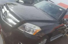 Black 2010 Mercedes-Benz GLK350 suv automatic for sale at price ₦6,550,000