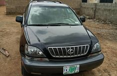 Sell 2002 Lexus RX at mileage 129,000 in Lagos