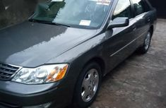 Toyota Avalon XL 2004 Gray for sale