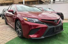 Best priced used 2018 Toyota Camry at mileage 20,000 in Lagos