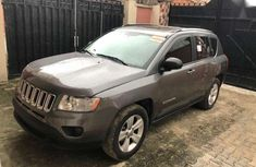 Sell grey 2011 Jeep Compass suv automatic at cheap price