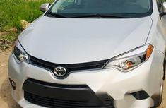 Selling 2016 Toyota Corolla in good condition in Lagos