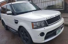 Sell cheap white 2013 MG Rover at mileage 86,658