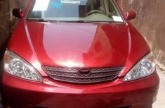 Selling 2004 Toyota Camry at mileage 52,400 in good condition in Lagos