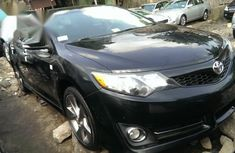Sell used black 2012 Toyota Camry at mileage 86,000